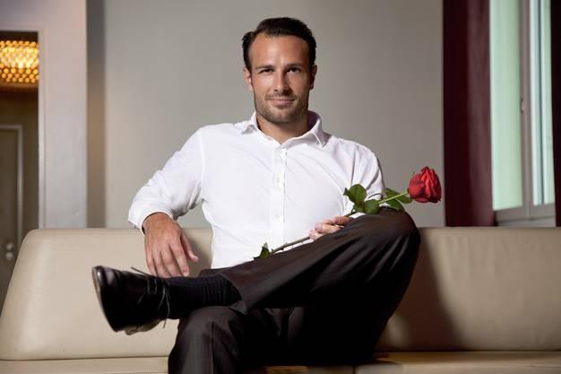 Lorenzo Leutenegger ist «Der Bachelor»