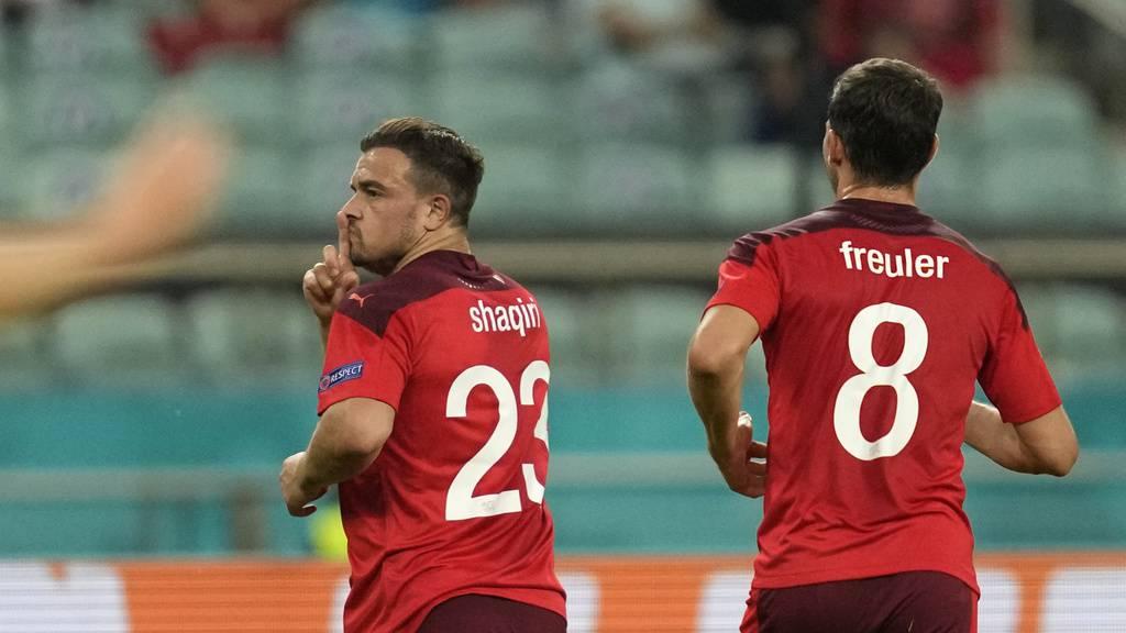 Die Schweiz gewinnt 3:1 gegen die Türkei – Achtelfinal noch unklar
