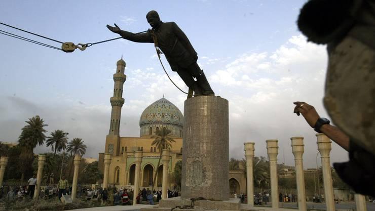 2003 wurde der irakische Diktator Saddam Hussein gestürzt. Doch für Abbas Khider blieb der Albtraum.
