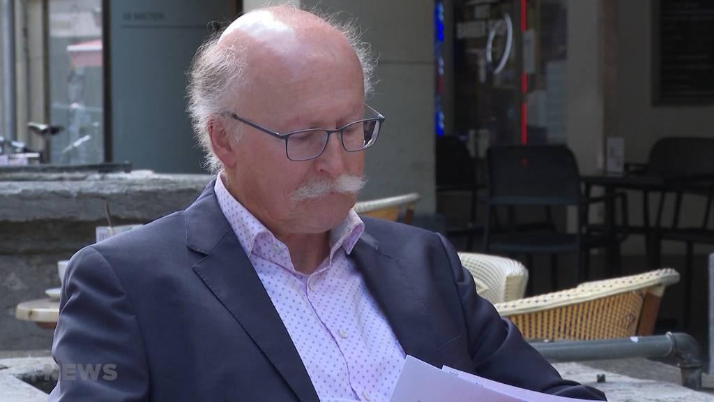 Christoph Lerch geht in Pension: Am 13. Juni wird das Amt des Regierungsstatthalters neu vergeben