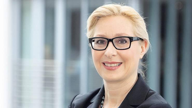 Baut den Konzern um: Jeannine Pilloud, seit April 2019 Ascom-Präsidentin.
