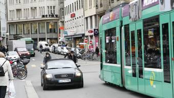 Die Bevölkerung in Basel-Stadt hat im Februar leicht zugenommen.