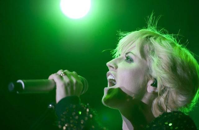 Cranberries-Frontfrau Dolores O'Riordan starb nach einem Unfall in der Badewanne. (Bild von 2012)