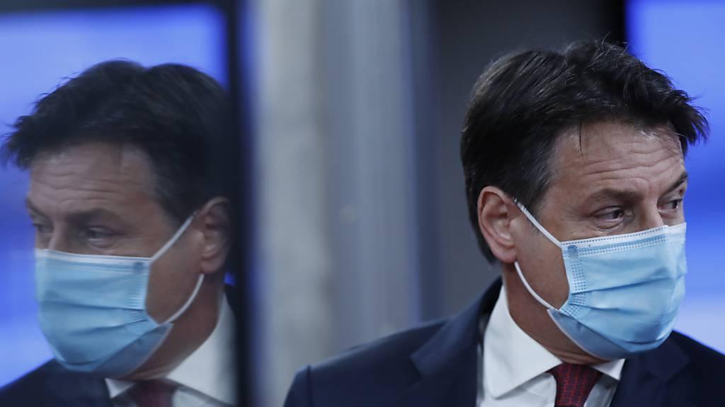 Rom beschliesst Milliarden-Pläne für Corona-Notmassnahmen 2021