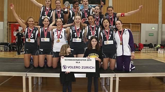Gutes Los in der Champions League für Volero Zürich.