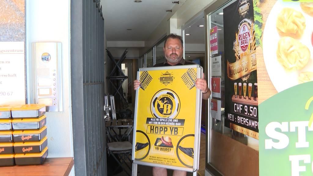 Public Viewings für YB-Fans: Stadt Bern bereitet sich auf Partynacht vor