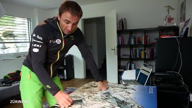 Extrem-Bergsteiger Ueli Steck stirbt beim Rekord-Training
