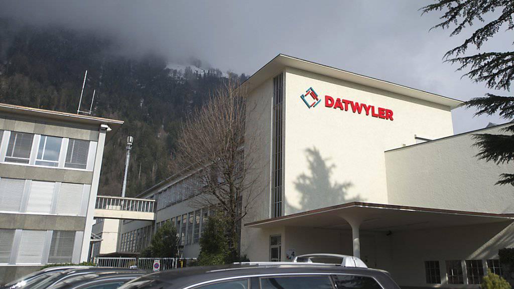 Dätwyler-Aktionäre profitieren von höheren Dividenden. (Symbolbild)