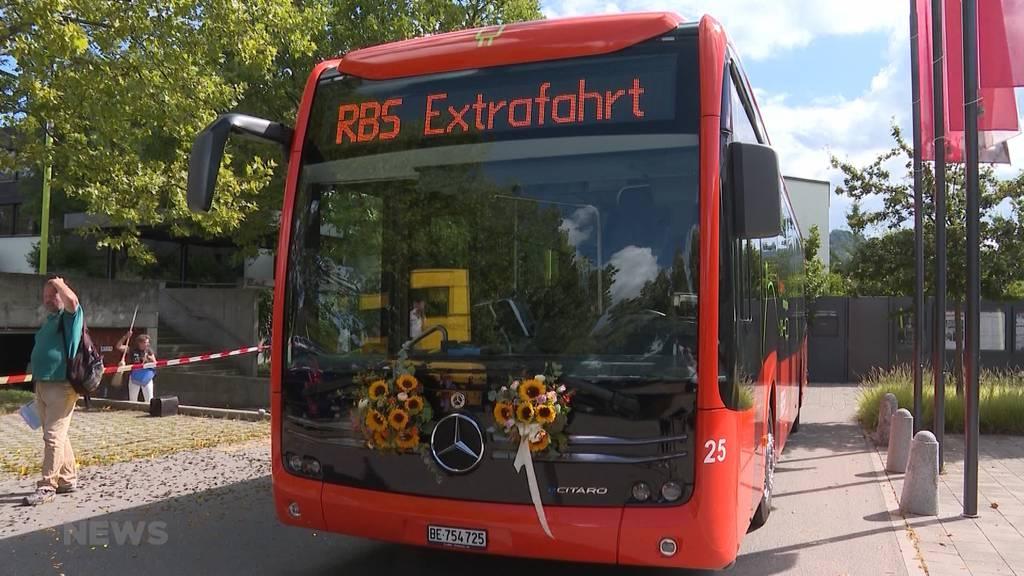 RBS mit E-Bus unterwegs - Experte kritisieren den E-Trend