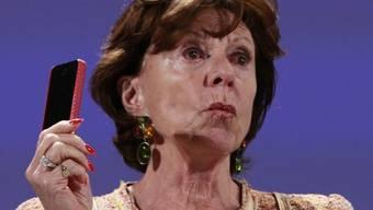 EU-Kommissarin Neelie Kroes hat genug von hohen Roaming-Kosten