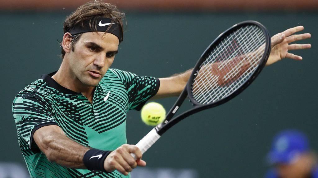 Roger Federer trifft schon zum dritten Mal in dieser Saison auf Rafael Nadal.