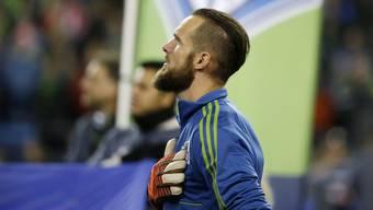 Stefan Frei, der 31-jährige Torhüter aus dem st.-gallischen Altstätten, scheiterte in Diensten von Seattle im MLS-Final.