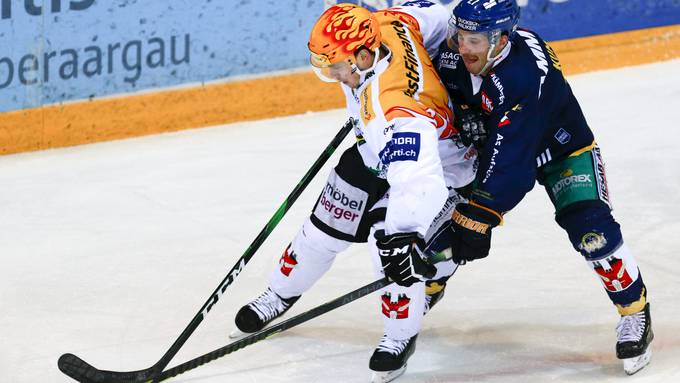 Swiss League, Playoffs 1/4-Final 2.Spiel, SC Langenthal - EHC Olten