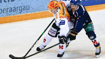 Swiss League, Playoffs 1/4-Final 2.Spiel, SC Langenthal - EHC Olten