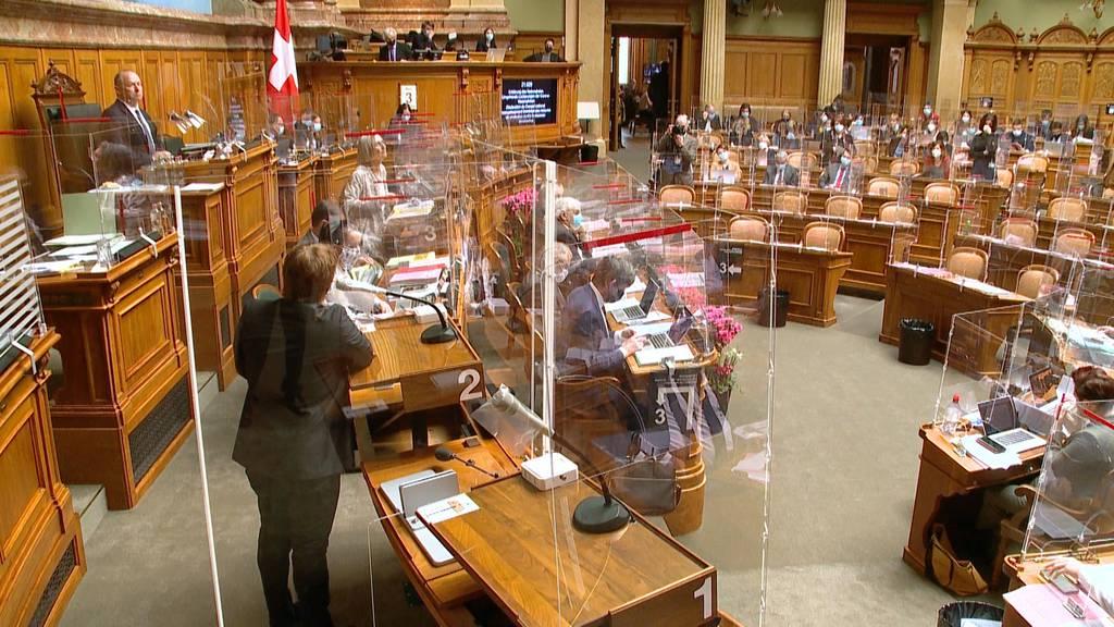 Nationalrat fordert Öffnungen ab 22. März