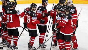 Kanada konnte bisher nach jedem Spiel jubeln