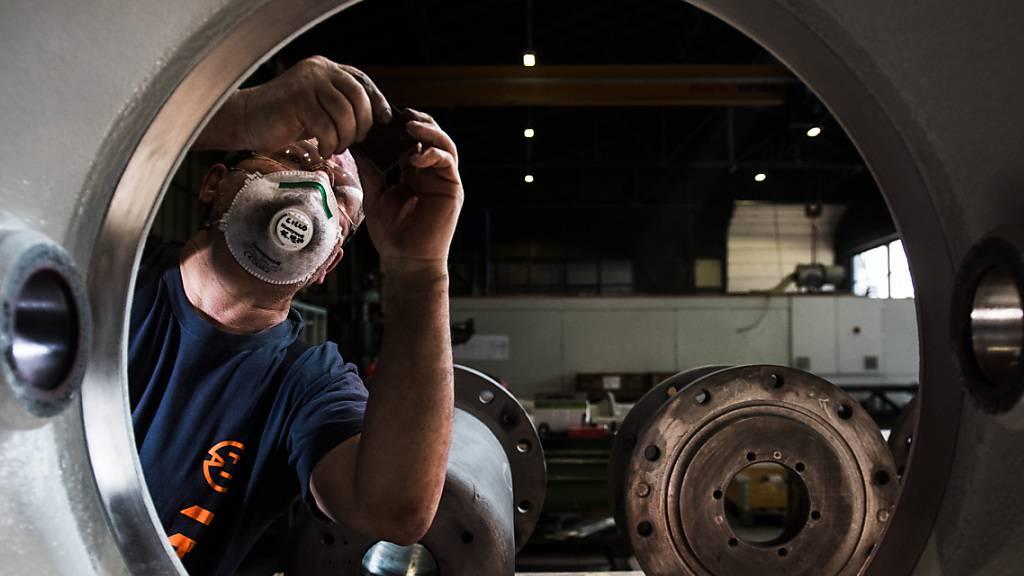 MEM-Branche am Anfang eines Nachkrisen-Booms