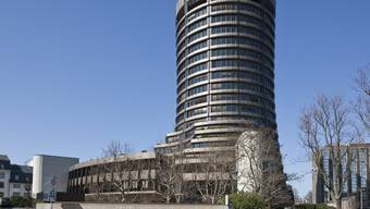 Sitz der BIZ in Basel (Archiv)