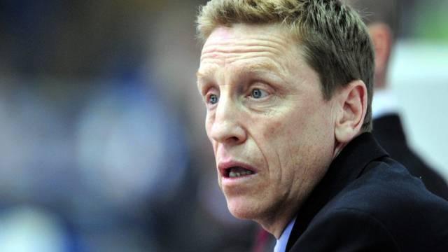 Der Kanadier Glen Hanlon ist nicht mehr Headcoach der Weissrussen