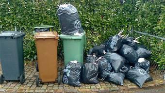 Drei Suhrentaler Gemeindeversammlungen entscheiden über ihre Abfallgebühren.