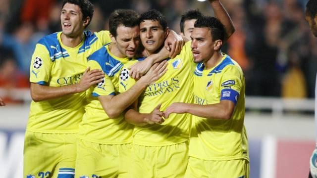 Nikosia feiert glücklichen Sieg gegen Porto