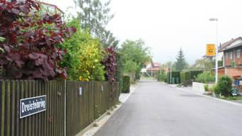 Der Dreisteinring ist die jüngste und letzte von der Gemeinde gebaute Strasse.
