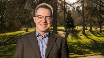 Martin Uebelhart ist seit Montag Neuenhofer Ammann.