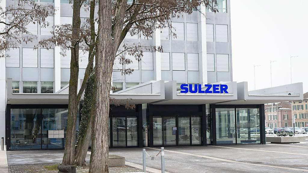 Sulzer baut 55 Stellen in der Schweiz ab