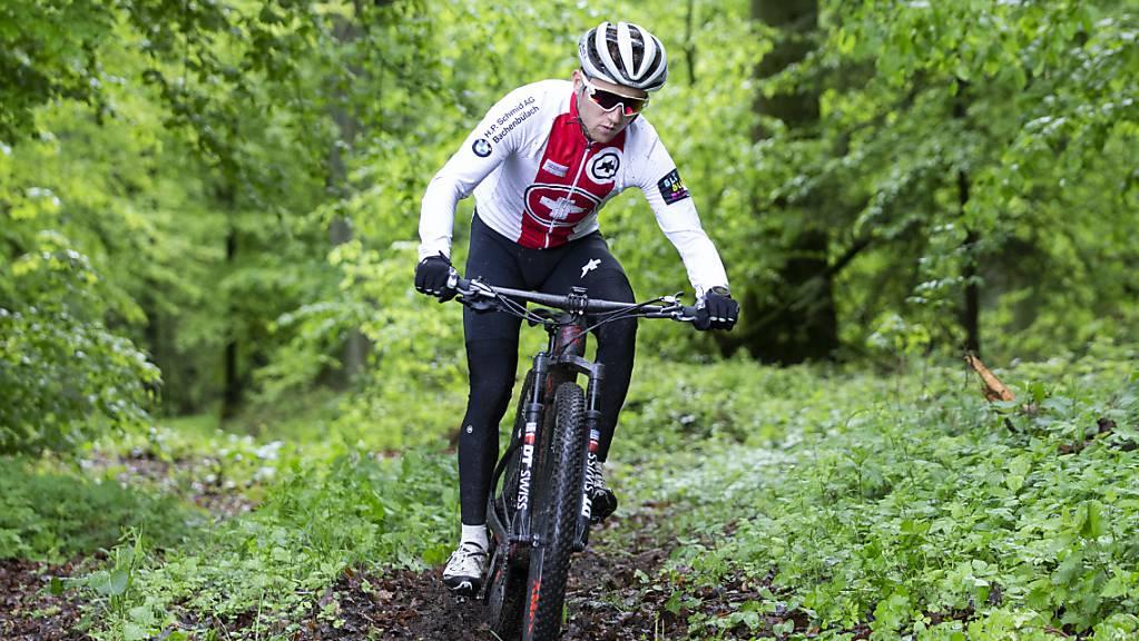 Mathias Flückiger wird Dritter.