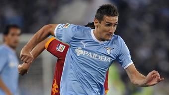 Miroslav Klose mit goldenem Treffer