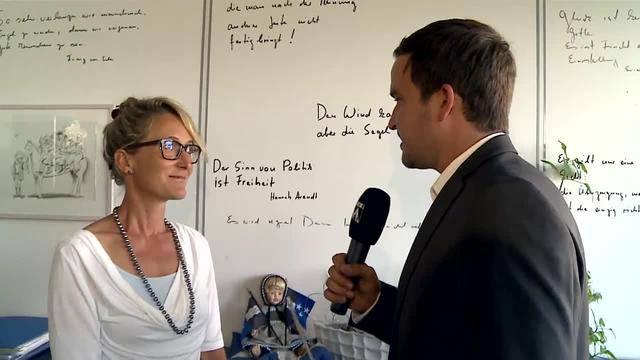 Susanne Hochuli tritt zurück