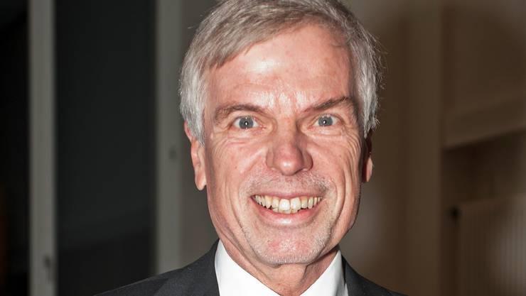 Herbert H. Scholl, der Grossrat bleibt, wurde als Geschäftsführer des Gewerbeverbandes verabschiedet.