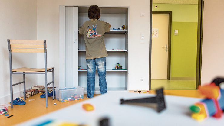 Für Kinder mit psychischen Krankheiten gibt es im Kanton Solothurn bald keine stationären Plätze mehr.