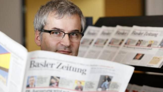 Chefredaktor Markus Somm