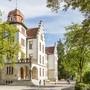 Hier, im Badener Schulhaus Ländli, werden rund 120 Schülerinnen und Schüler an der Tagesschule unterrichtet.