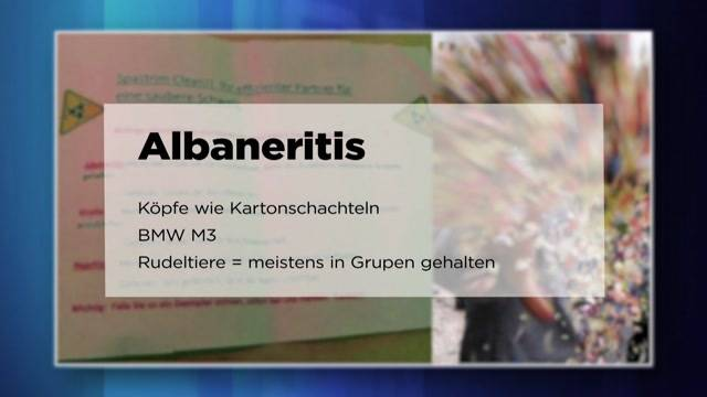 Rassistische Flugblätter in Mümliswil
