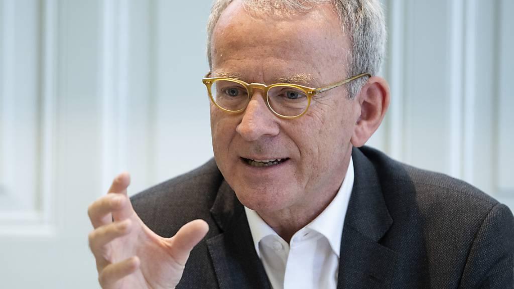 Adrian Lobsiger, Eidgenössischer Datenschutz-und Öffentlichkeitsbeauftragter, fordert klare Regelungen für Impfungen gegen das Coronavirus.
