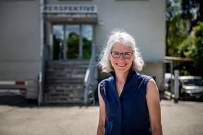 Karin Stoop, Geschäftsleiterin Perspektive