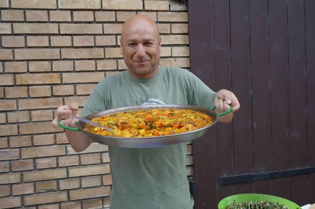 Wilmer Dominguez Remar, 50, Zürich