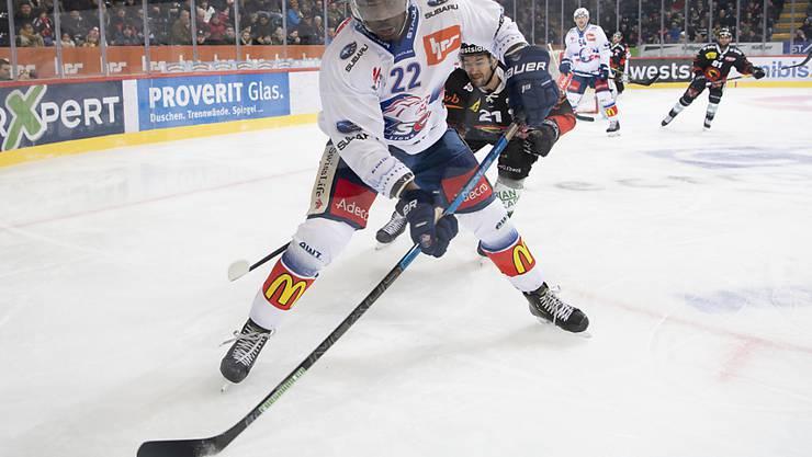 Dave Sutter spielt ab der nächsten Saison für Fribourg-Gottéron