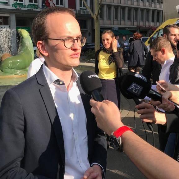 Der Grüne Martin Neukom ist Zürcher Regierungsrat