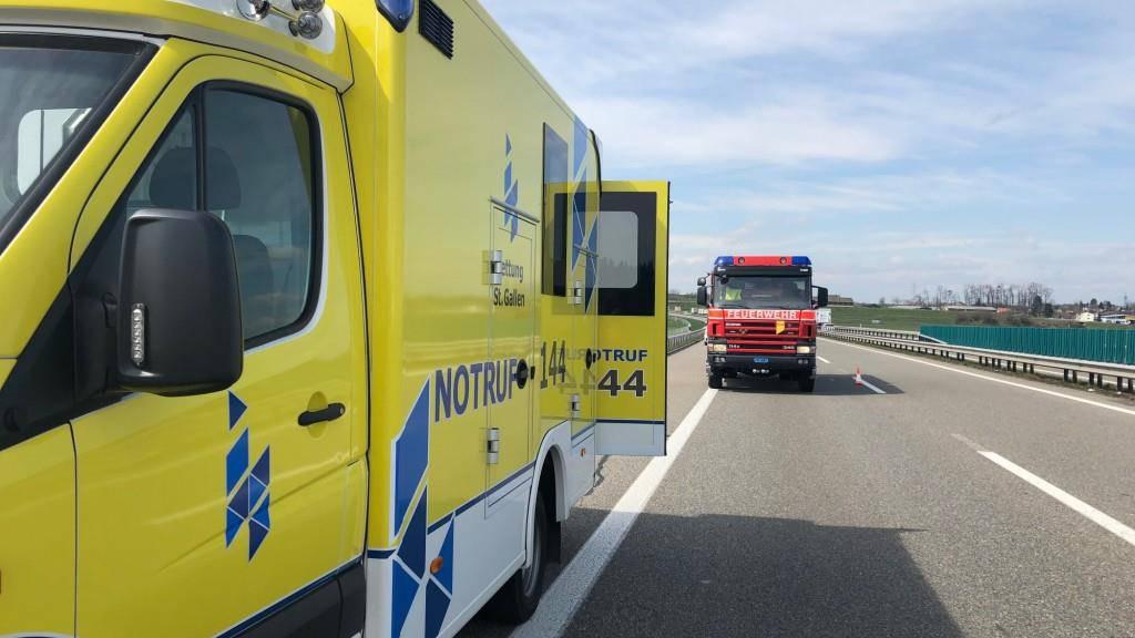 Zwei Personen sterben auf Pannenstreifen: 18 Monate bedingt für Unfallfahrer