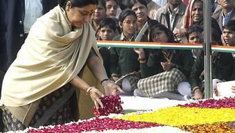 Indien erinnert sich an Gandhis Ermordung vor 62 Jahren