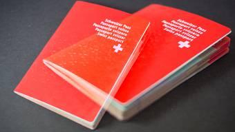 Begehrt: Der Schweizer Pass.