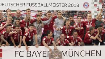 Schwingt der FC Bayern München auch in dieser Saison wieder obenaus?