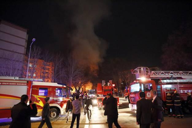 Laut Behördenangaben gab es 29 Tote und über 60 Verletzte.