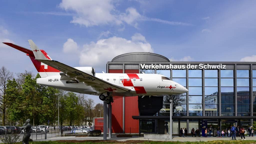 Das Verkehrshaus Luzern verzeichnet mehr Besucher