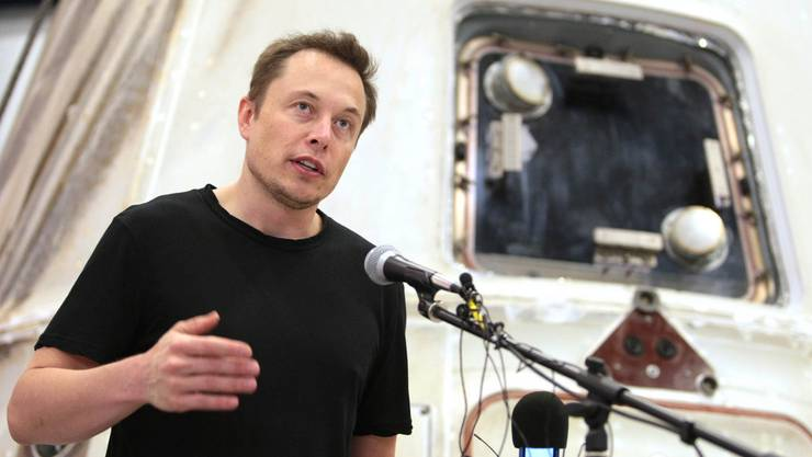 «Der Klimawechsel ist real. Das Pariser abkommen zu verlassen, ist weder gut für Amerika noch für die Welt», erklärte Tesla-CEO Elon Musk seinen Rücktritt von Trumps Beratergremien. (Archivbild)