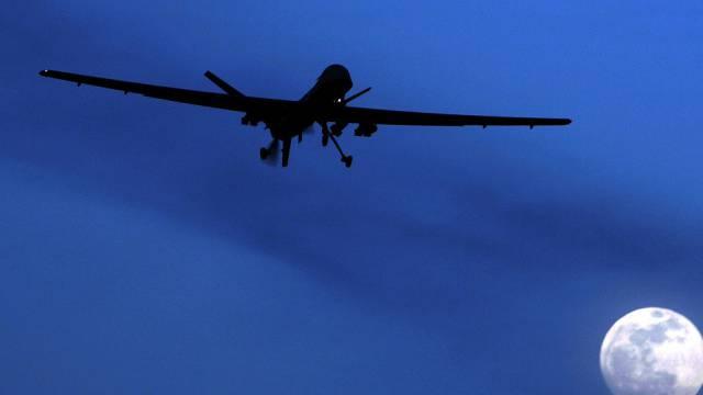 US-Drohne des Typs Predator im Einsatz in Afghanistan (Archiv)