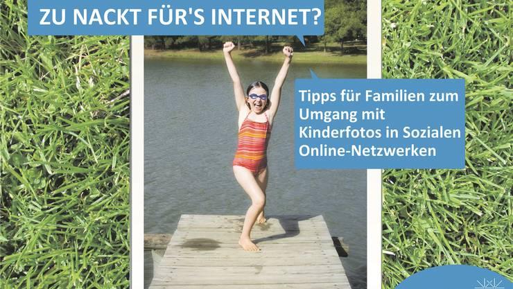 Nur ausgewählte Familienfotos sollen im Netz publiziert werden.